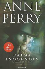 NEW Falsa inocencia (La Trama) (Spanish Edition) by Anne Perry
