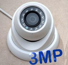 AMB-EYE-3MP 3MP IR EYEBALL CAMERA IP Network Night Vision FULL HD 1080P