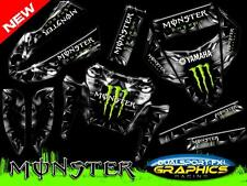 YAMAHA XT 660 x R MONSTER Trim DECORO frase, STICKERS, ADESIVI PER xt660 R X