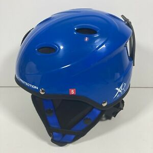 XQ MAX Ski Helmet Adult Snowboard Skateboard Kayak Helmet Small 55/56 Ventilated