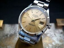 Just Beautiful 1982 Quick-Set Rolex Oyster Perpetual Date Gents Vintage Watch