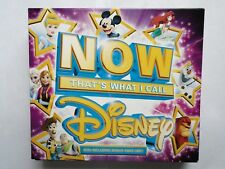 Now That`s What I Call Disney 4 CD Ft Frozen + Christmas Brand New and Sealed