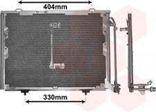 Kondensator, Klimaanlage für Klimaanlage VAN WEZEL 30005207
