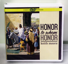 Honor to whom Honor by Keith Moore 17 Message DVD Set - Great Condition!