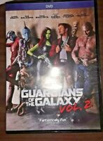 Guardians of the Galaxy Vol. 2 (DVD, 2017)