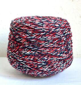 Italian alpaca wool yarns, 13 oz / 370 grams cone