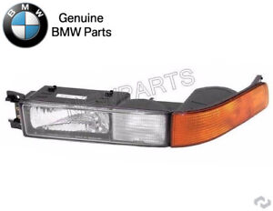 Front Driver Left Turn/Fog Light Assy OES For BMW E31 850i 850Ci 840Ci 850CSi