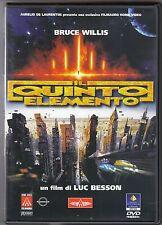 DVD IL QUINTO ELEMENTO - 1997