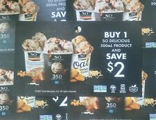 (10) Save $2.00 So Delicious Ice Cream (Canada Only)