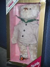 """RARE-1995  BIALOSKY  CHARLIE- 17"""" JOINTED  BEAR -LIMITED EDITION-"""