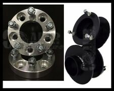 "DODGE RAM 1500 94-13 4WD 2.5"" INCH FRONT LEVELING KIT and Wheel Spacer 2"""