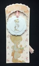 """Vintage 1994 Precious Moments """"May"""" Birth Month Necklace Charm"""