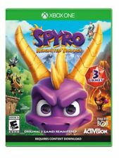 Spyro Reignited Trilogy (Xbox One, 2018)