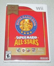 Super Mario All-Stars for Nintendo Wii Brand New! Factory Sealed!