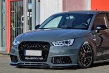 Audi Front Bumper Lip Cup Skirt Lower spoiler Chin Valance Splitter Extension