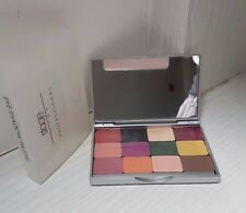 NEW  Boxed Stage Line Professional 12 Colours Of Eye Shadow Palette With Mirror