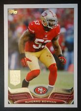 NFL 213 NaVorro Bowman San Francisco 49ers Topps 2013