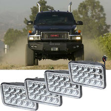 4P LED Headlights For GMC C4500 and C5500 vehicles w/ dual headlights NEW