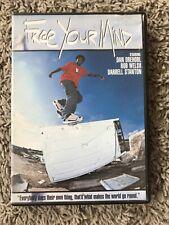 Free Your Mind Transworld 2003 Skateboard Dvd Skate Video
