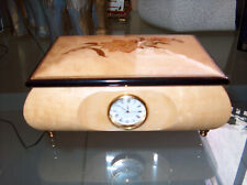 "San Francisco Music Box RARE wood inlay Sorrento Italy ""Thats what friends R 4"