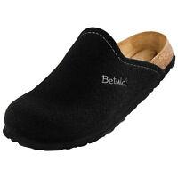 Betula House Soft Textile Clogs Schuhe Weichbettung 122943 Sandale Weite Schmal