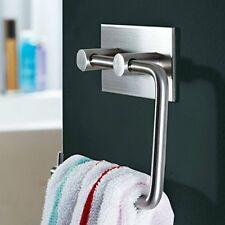 A7070 Toilet Paper Holder 3m Self Adhesive, Brushed Stainless Steel