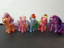 My Little Pony Mon Petit Poney Mein Kleines Pony G4 5 Pearlized Singles Ponies