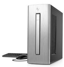 HP ENVY 750 Desktop PC Intel Quad Core i7-7700 3.6GHz 12GB 3TB DVDRW WiFi BT W10