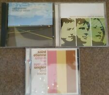 SAINT ETIENNE: Good Humor + Smash The System.. + Sound Of Water 3x CD ALBUMS