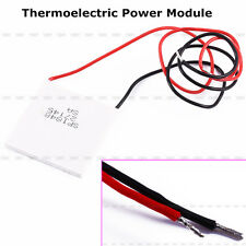 High Temperature 150℃ Thermoelectric Power Generator Peltier TEGModule 4x4cm B