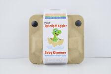 MOBI TykeLight Eggies Playful Bath Time Waterproof LED Light Toys Baby Dinosaur