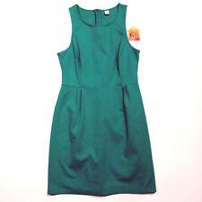 L Size Women's Dress Old Navy brand Simple style Sleeveless Zipper back -411-