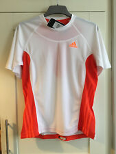 Adidas Performance Climacool Supernova Running Top - White (Small)