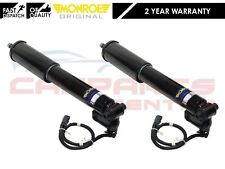 FOR VOLVO S60 V70 R 2.5T AWD 2x GENUINE MONROE REAR ELECTRONIC SHOCK ABSORBERS