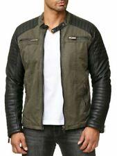 Manteaux et vestes taille M cuir pour homme