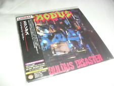 EXODUS -FABULOUS DISASTER- VERY HARD TO FIND JAPANESE PRESS WITH OBI CD MINI LP