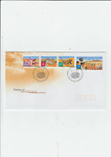 Australia 2002 Nature of Australia FDC (Fitzroy Crossing, WA)