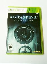 Resident Evil Revelations Xbox 360 Game Tested with Case K27