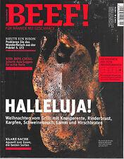 BEEF! Halleluja! Nr. 24 Ausgabe 6/ 2014 Neuwertig
