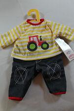 ZAPF CREATION Dolly Moda Jeans mit Shirt (2 Grö�Ÿen) NEU & OVP