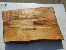 Big board spalted alder lumber,Woodworking Lumber 260mm*170mm*30mm B23