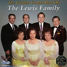 The Lewis Family - Golden Gospel Best [New CD]
