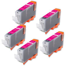 5 NEW MAGENTA Ink Cartridge for BCI-6 Canon F50 F60 F80 MP750 MP760 MP780 iP3000
