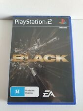 PS2 Black - PLAYSTATION 2 GAME PAL
