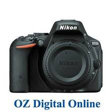 NEW Nikon D5500 Digital SLR Camera Body 24.2 MP Full HD 1 Year Aust Wty