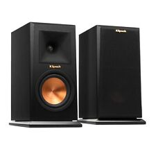 Klipsch RP150M Ebony (Pr.) Bookshelf Speakers (Open Box) w/ Minor Damage