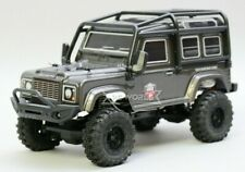 RC 1/24 Micro Land Rover DEFENDER 90 Rock Crawler 4X4 Truck*RTR* GRAY