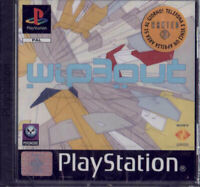 WIP3OUT originale ITA PS1 playstation  da ITALIA pal u-1 ORIGINALE completo