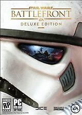 STAR WARS BATTLEFRONT PC ADVENT NEW VIDEO GAME
