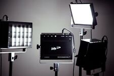 Softy Lite  - A LED professional metal soft light for movie making, 12 volt DC